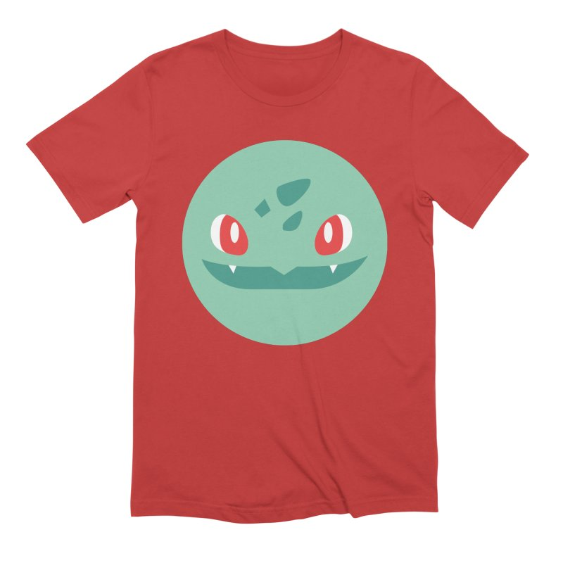 Bulbasaur Men's T-Shirt by quadrin's Artist Shop