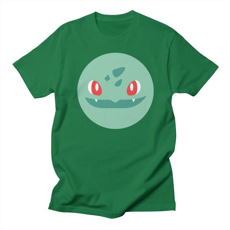 Bulbasaur Men's T-Shirt by quadrin's Artist Shop