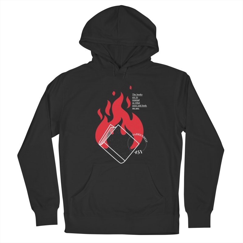 Fahrenheit Men's Pullover Hoody by quadrin's Artist Shop