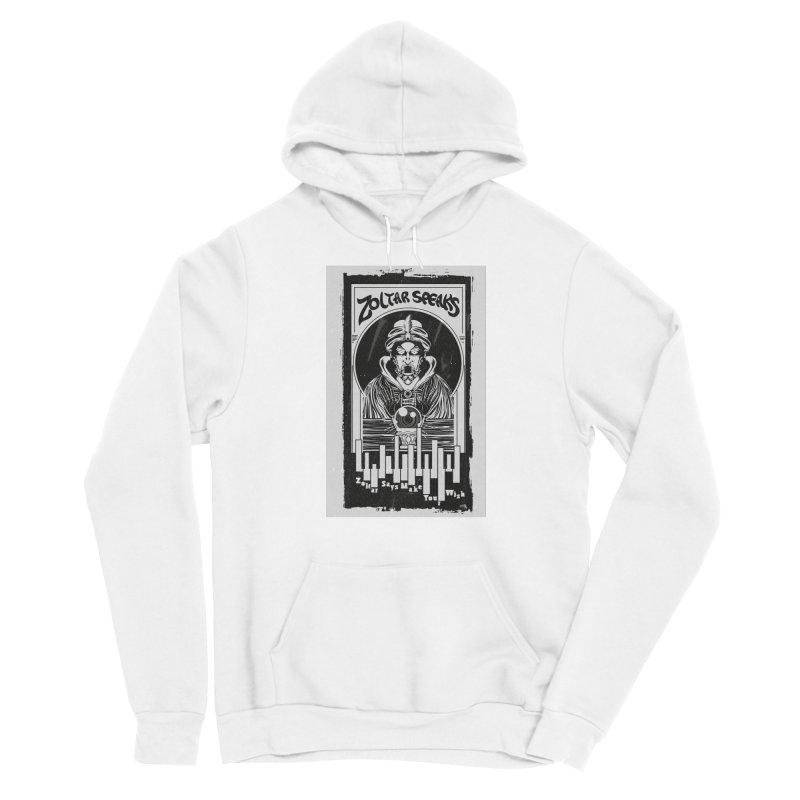ZOLTAR – MAKE A WISH Men's Pullover Hoody by quadrin's Artist Shop