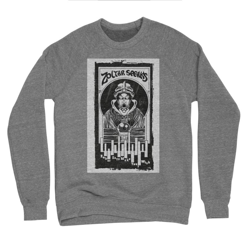 ZOLTAR – MAKE A WISH Men's Sweatshirt by quadrin's Artist Shop