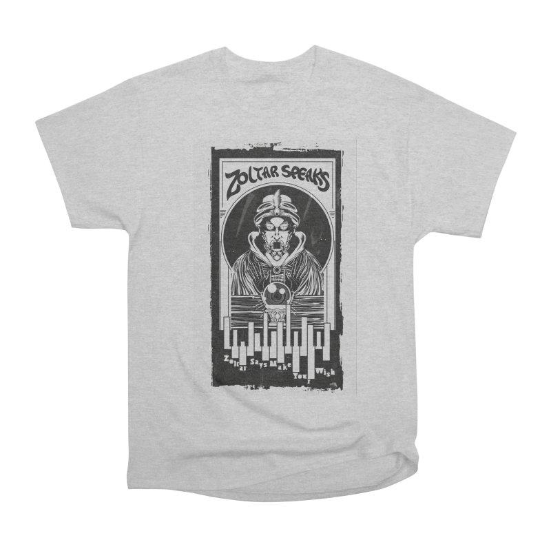 ZOLTAR – MAKE A WISH Men's T-Shirt by quadrin's Artist Shop
