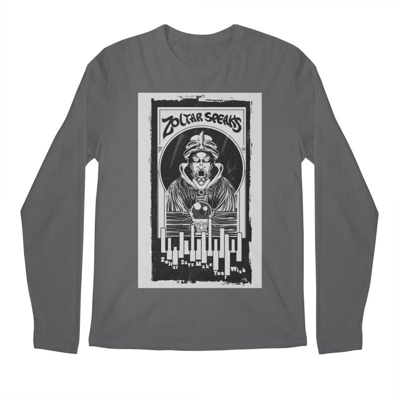 ZOLTAR – MAKE A WISH Men's Longsleeve T-Shirt by quadrin's Artist Shop