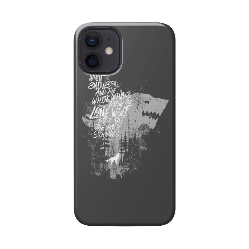 The Pack Accessories Phone Case by quadrin's Artist Shop