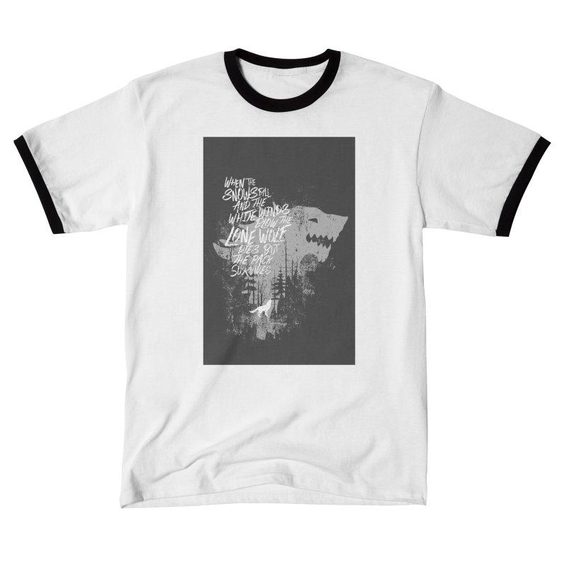 The Pack Women's T-Shirt by quadrin's Artist Shop
