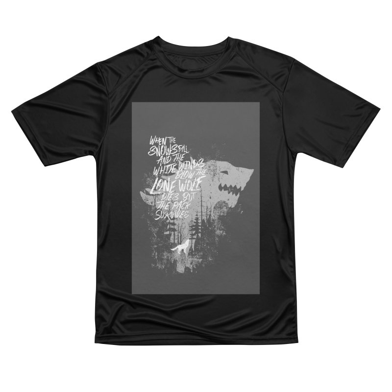 The Pack Women's T-Shirt by quadrin's Artist Shop