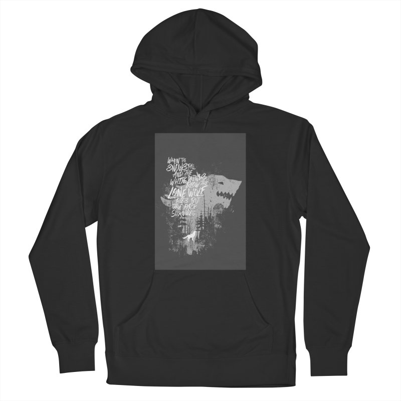 The Pack Men's Pullover Hoody by quadrin's Artist Shop