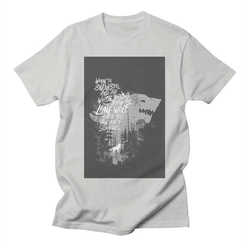 The Pack Men's T-Shirt by quadrin's Artist Shop