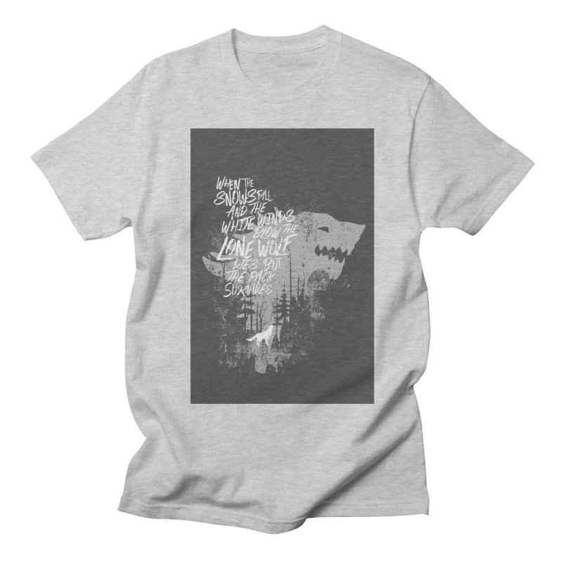 The Pack Men's T-Shirt by quadrin's Artist Shop