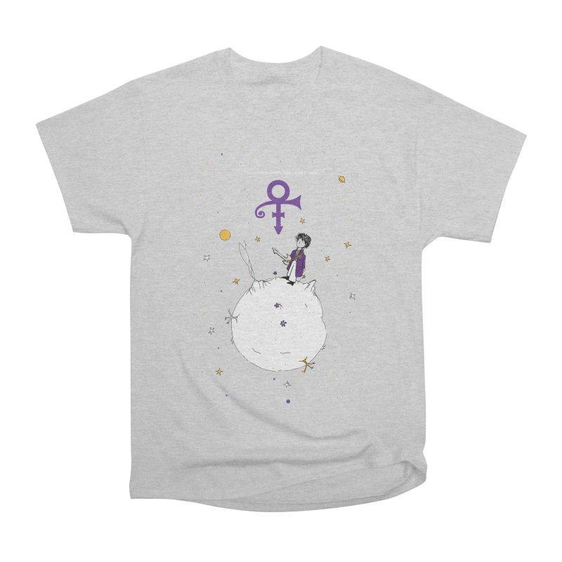 The Little Prince Men's T-Shirt by quadrin's Artist Shop