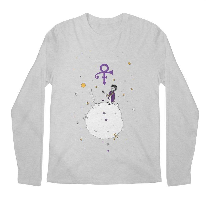 The Little Prince Men's Longsleeve T-Shirt by quadrin's Artist Shop