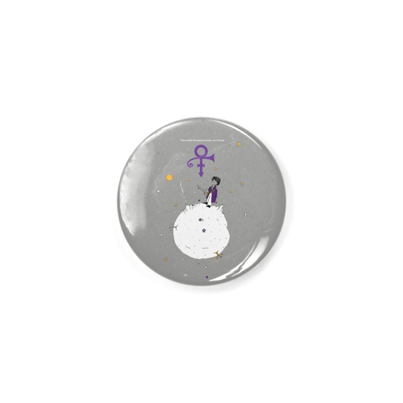 The Little Prince Accessories Button by quadrin's Artist Shop