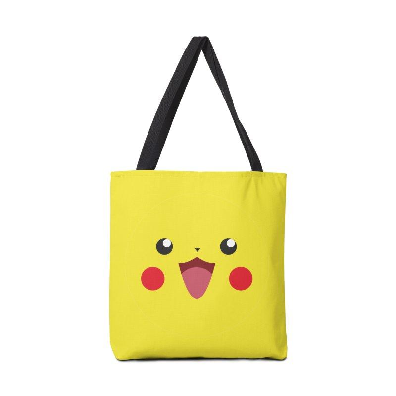 Pikachu Accessories Bag by quadrin's Artist Shop
