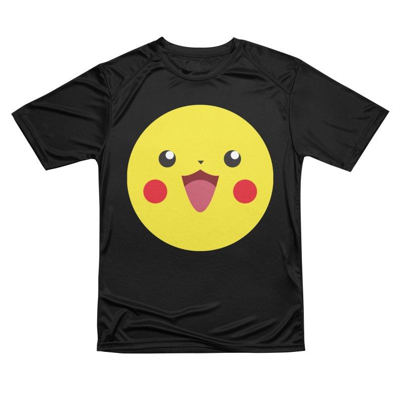 Pikachu Women's T-Shirt by quadrin's Artist Shop