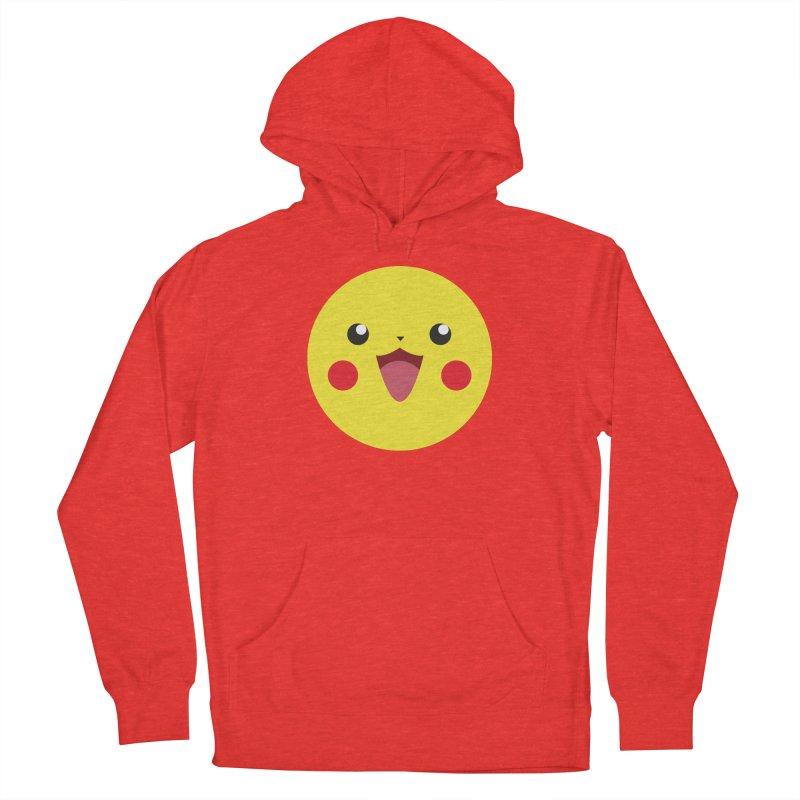 Pikachu Men's Pullover Hoody by quadrin's Artist Shop