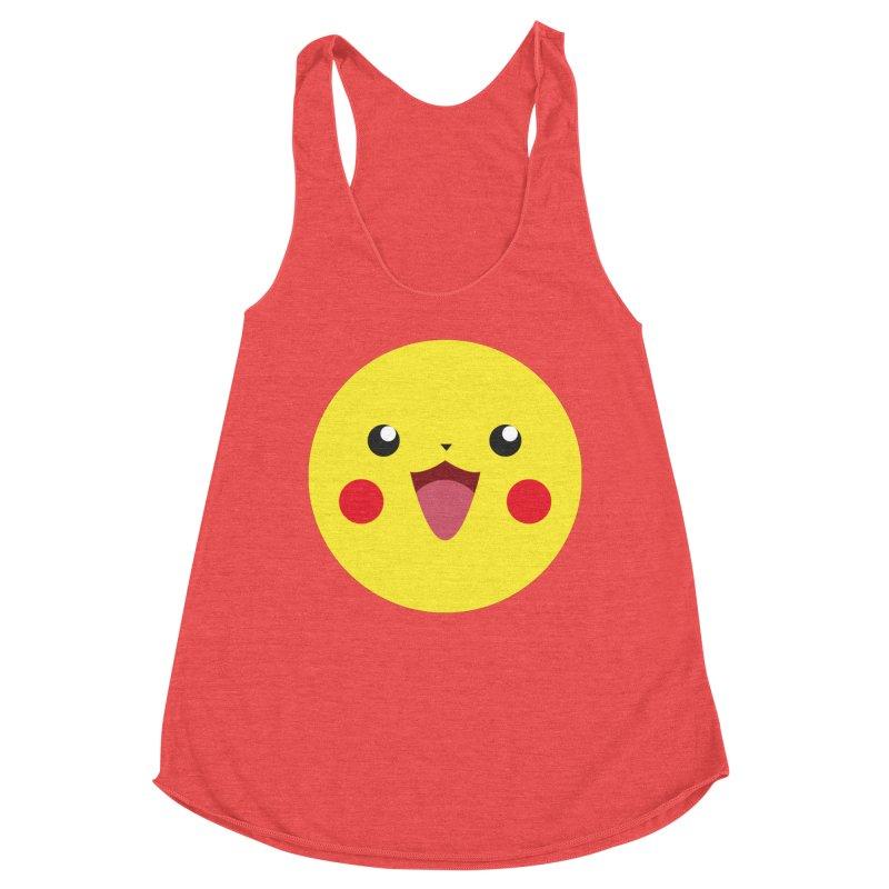 Pikachu Women's Tank by quadrin's Artist Shop