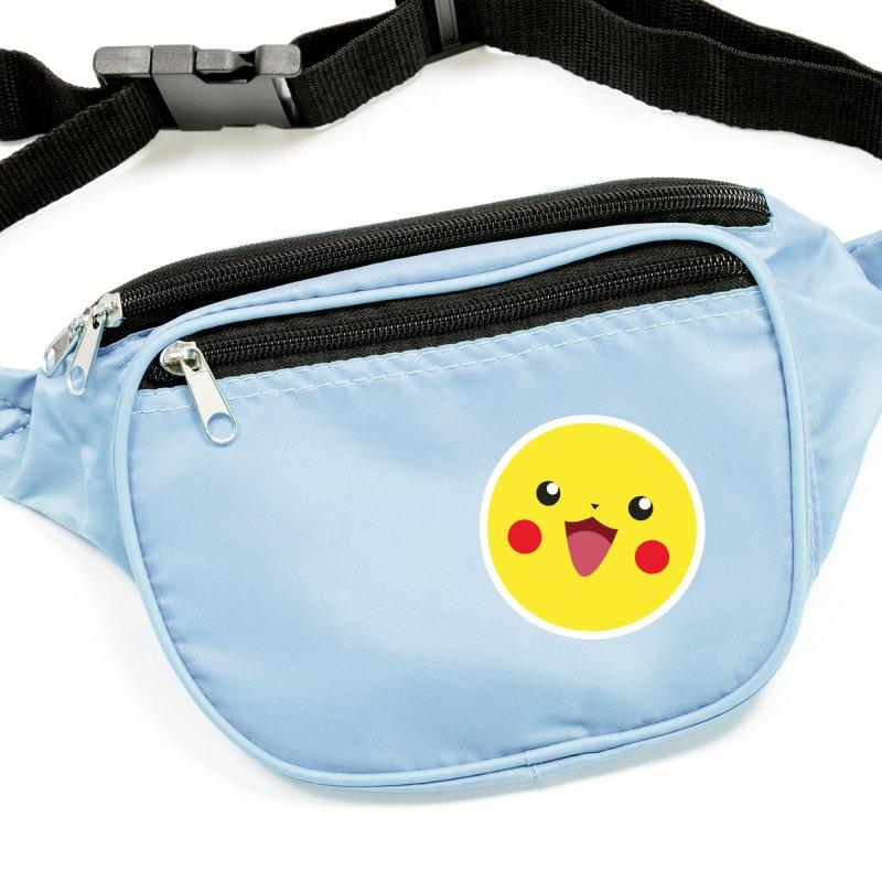 Pikachu Accessories Sticker by quadrin's Artist Shop
