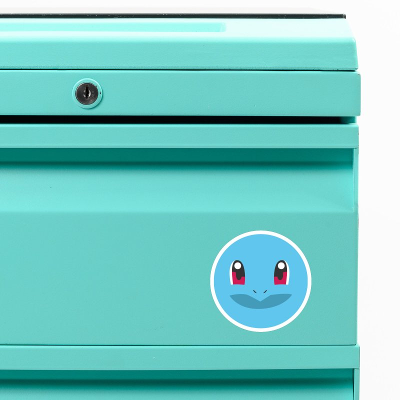 SQUIRTLE Accessories Magnet by quadrin's Artist Shop