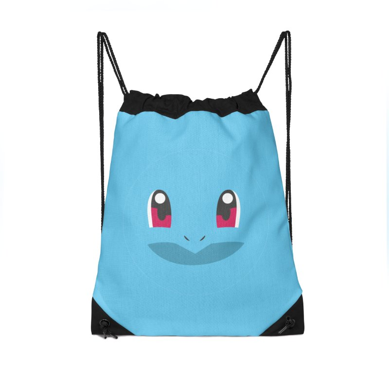 SQUIRTLE Accessories Bag by quadrin's Artist Shop