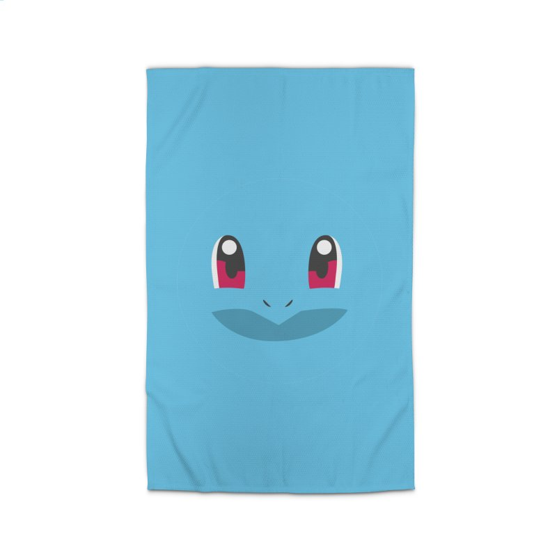 SQUIRTLE Home Rug by quadrin's Artist Shop