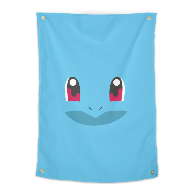 SQUIRTLE Home Tapestry by quadrin's Artist Shop