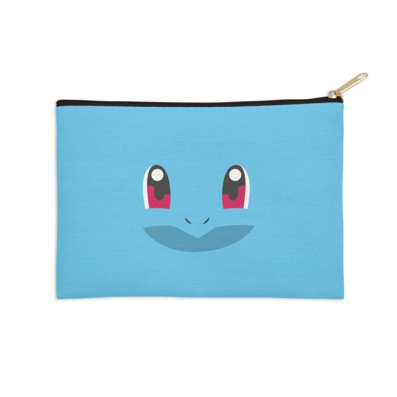 SQUIRTLE Accessories Zip Pouch by quadrin's Artist Shop