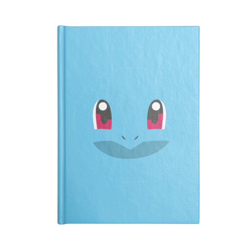 SQUIRTLE Accessories Notebook by quadrin's Artist Shop