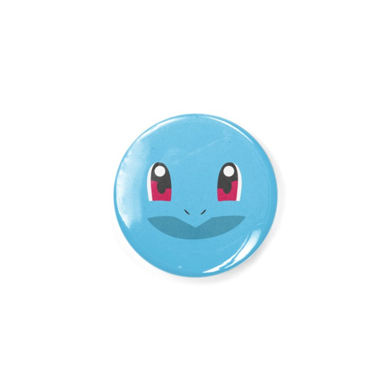 SQUIRTLE Accessories Button by quadrin's Artist Shop
