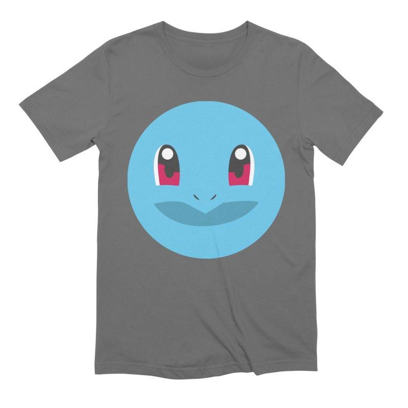 SQUIRTLE Men's T-Shirt by quadrin's Artist Shop