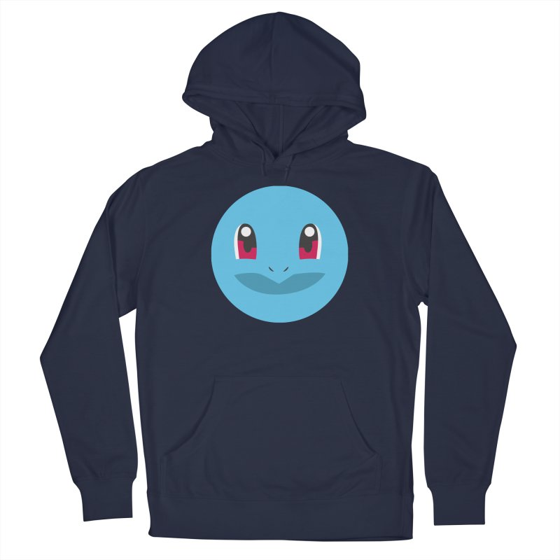 SQUIRTLE Men's Pullover Hoody by quadrin's Artist Shop