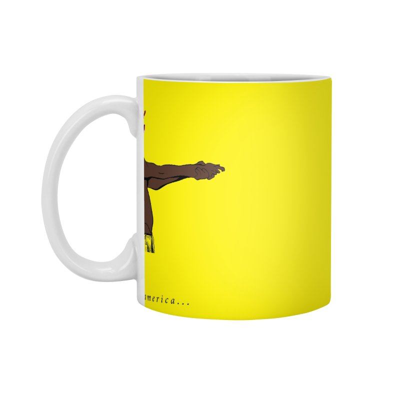 This is America Accessories Mug by quadrin's Artist Shop