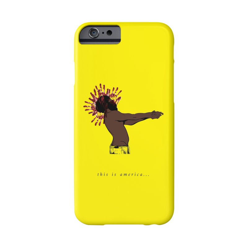 This is America Accessories Phone Case by quadrin's Artist Shop