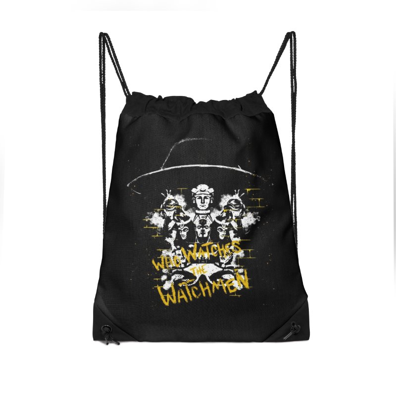 Watchmen Accessories Bag by quadrin's Artist Shop
