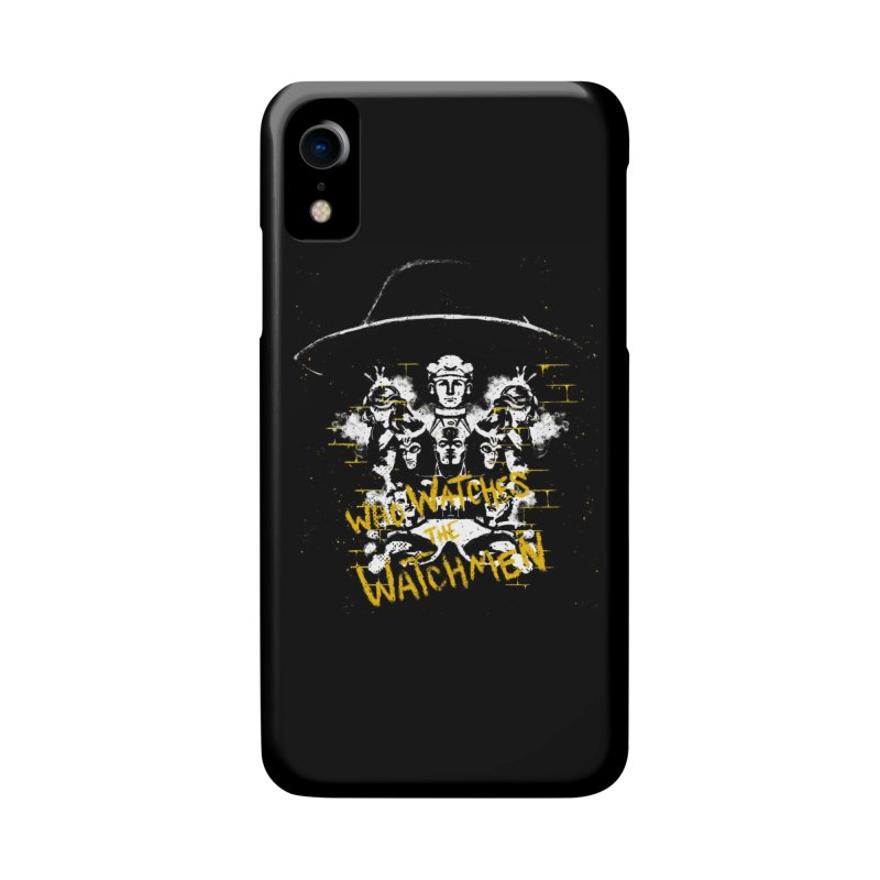 Watchmen Accessories Phone Case by quadrin's Artist Shop