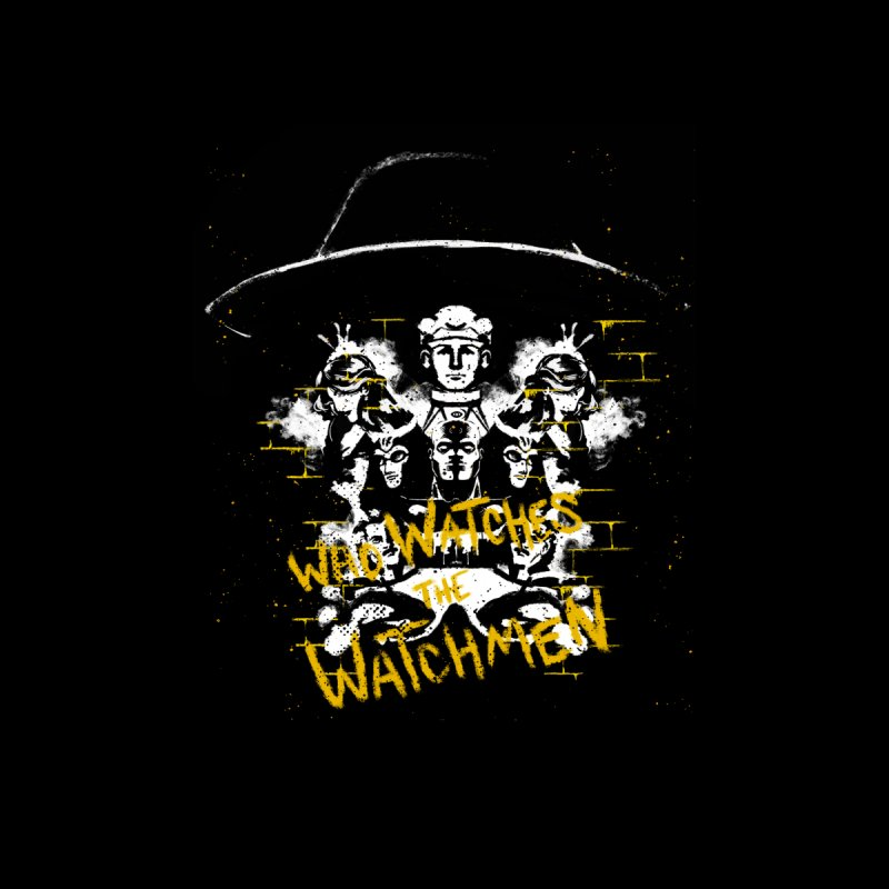 Watchmen Home Shower Curtain by quadrin's Artist Shop
