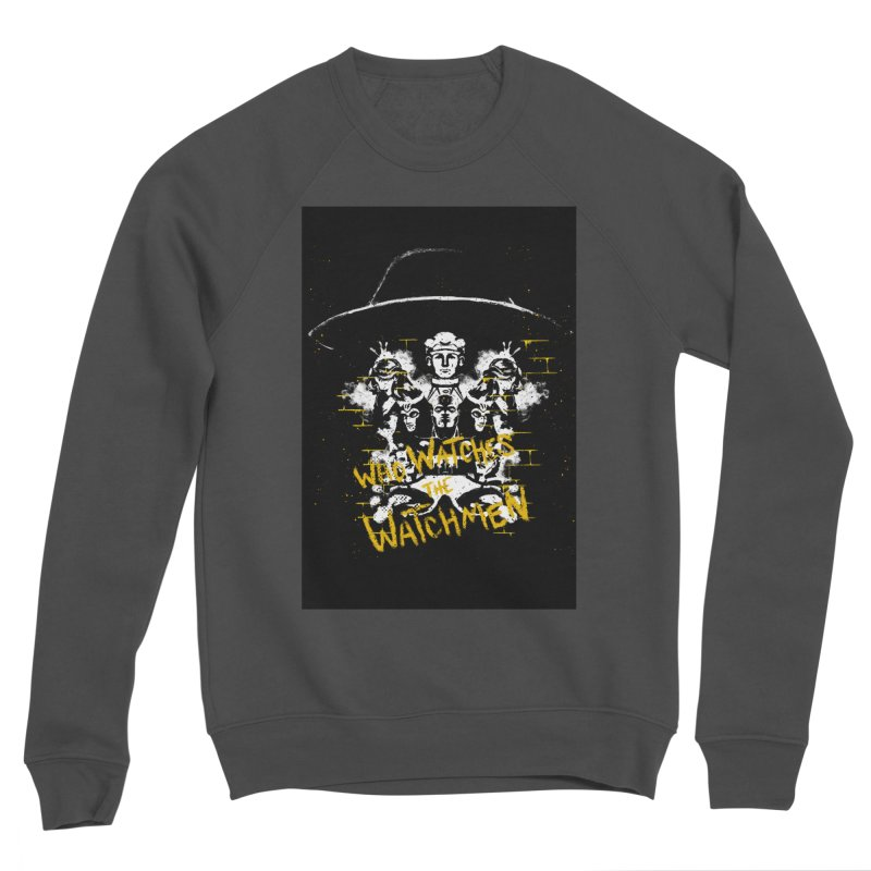 Watchmen Men's Sweatshirt by quadrin's Artist Shop