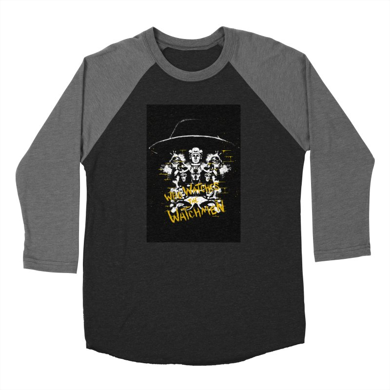 Watchmen Women's Longsleeve T-Shirt by quadrin's Artist Shop