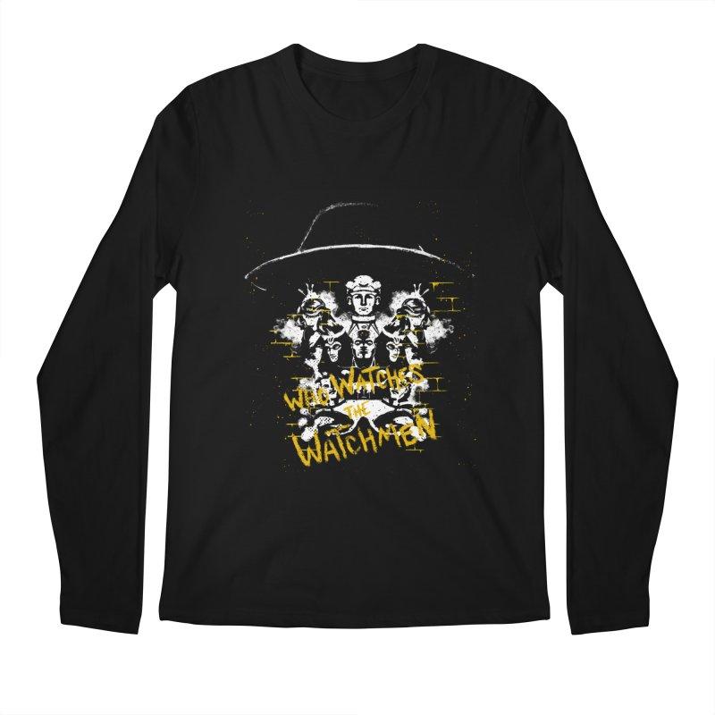Watchmen Men's Longsleeve T-Shirt by quadrin's Artist Shop