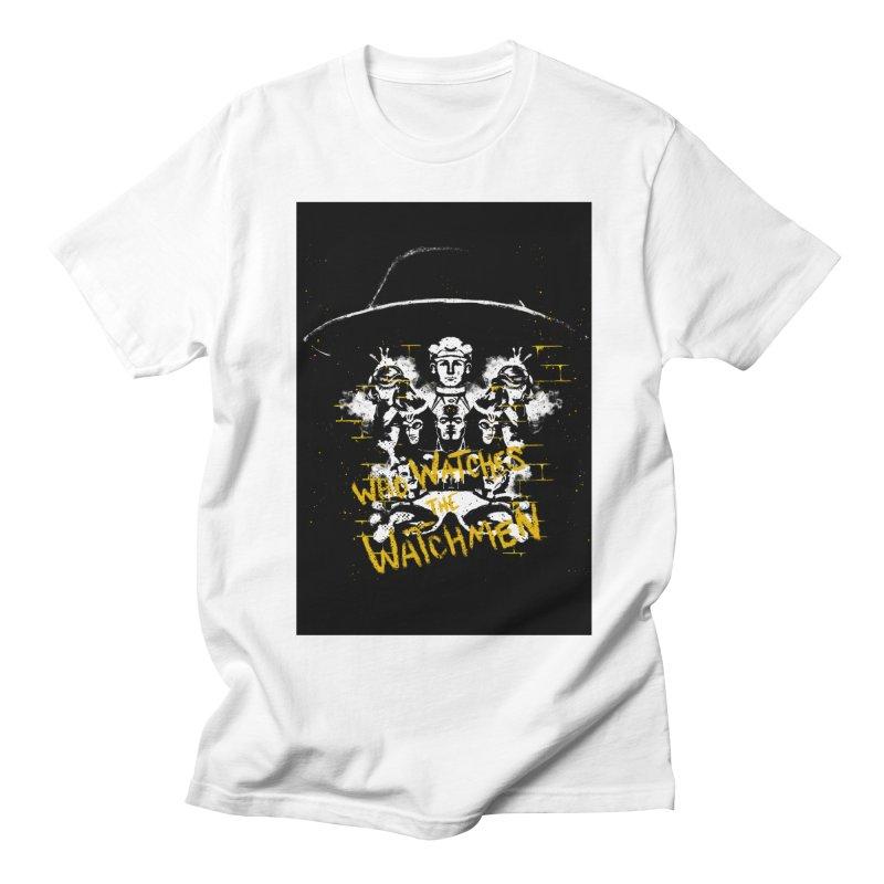 Watchmen Men's T-Shirt by quadrin's Artist Shop