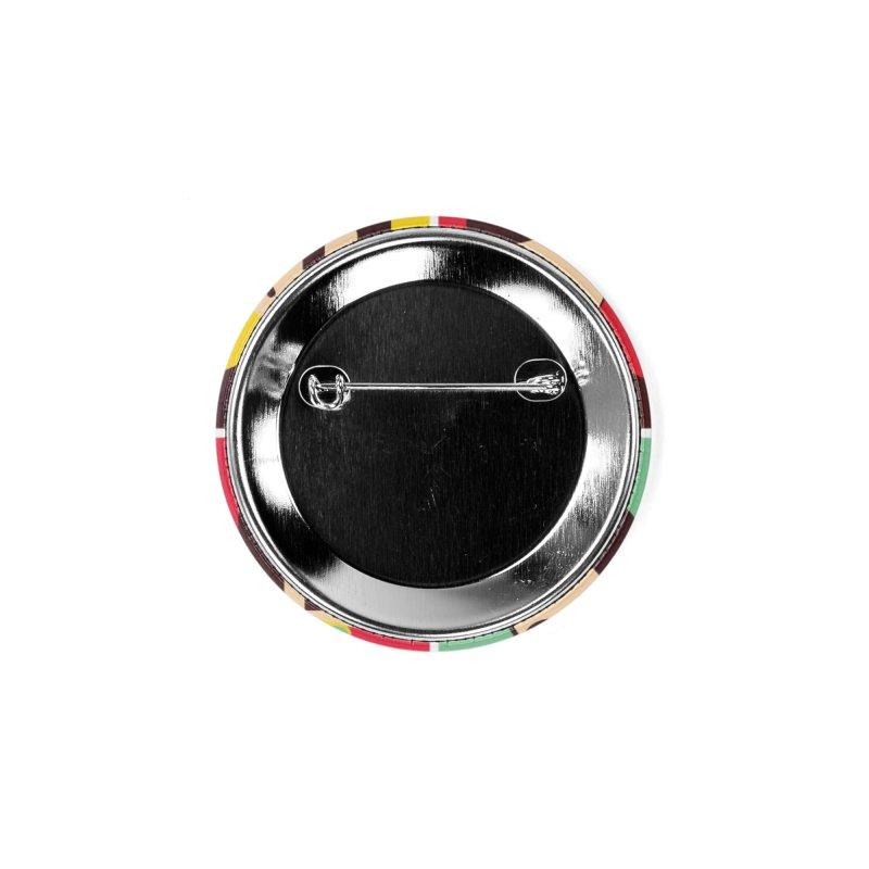The Fab Four - Minimalist Accessories Button by quadrin's Artist Shop