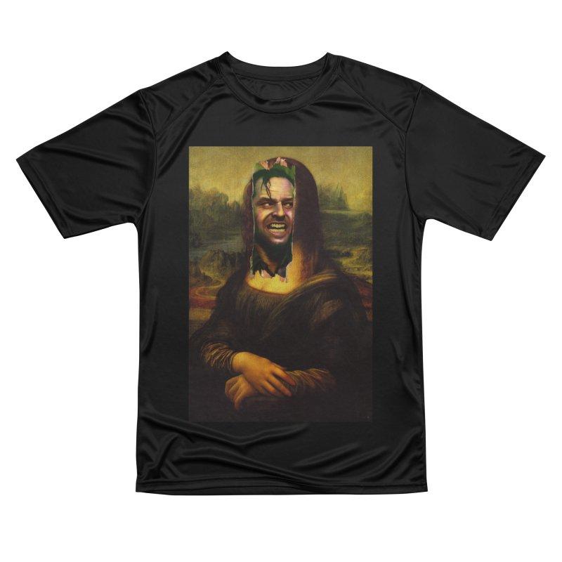 Heres Mona Women's T-Shirt by quadrin's Artist Shop