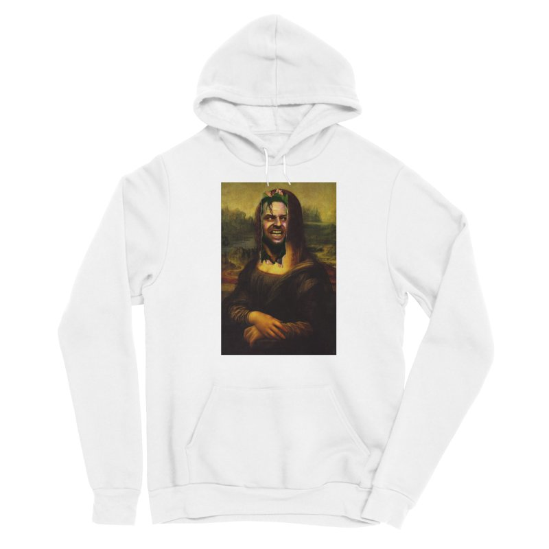 Heres Mona Men's Pullover Hoody by quadrin's Artist Shop