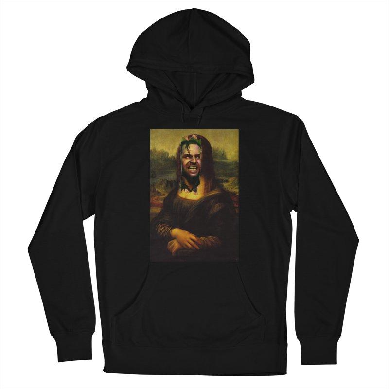 Heres Mona Men's Pullover Hoody by quadrin's Artist Shop