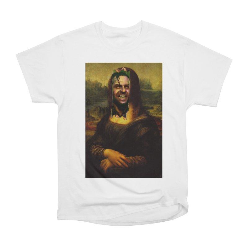 Heres Mona Men's T-Shirt by quadrin's Artist Shop