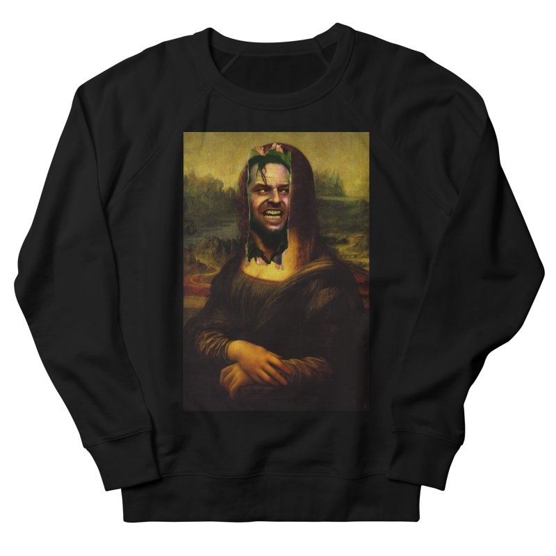 Heres Mona Women's Sweatshirt by quadrin's Artist Shop