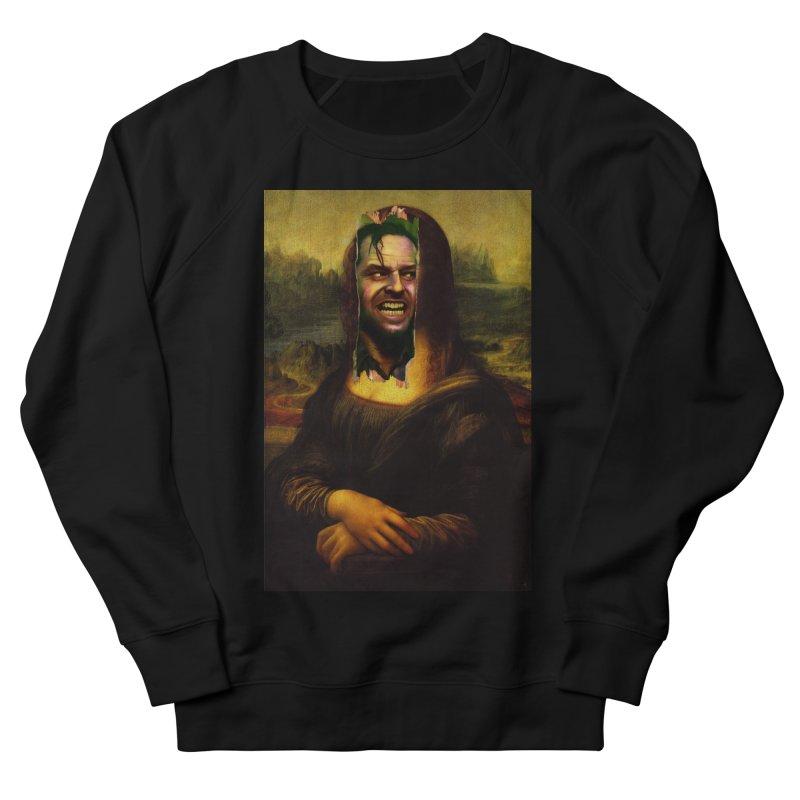 Heres Mona Men's Sweatshirt by quadrin's Artist Shop