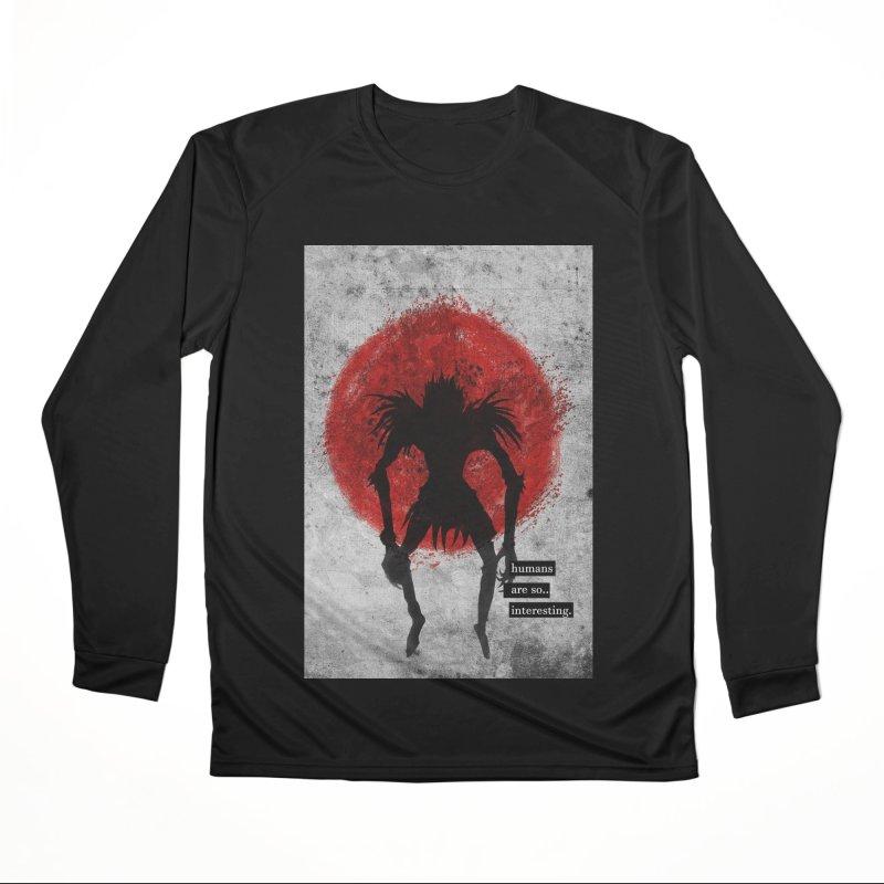 Humans Women's Longsleeve T-Shirt by quadrin's Artist Shop