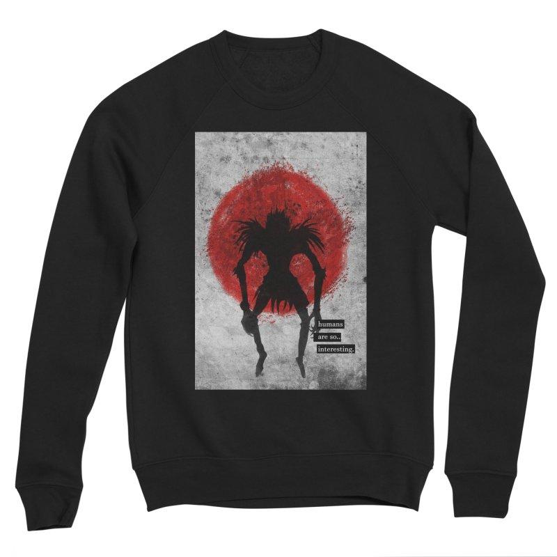 Humans Men's Sweatshirt by quadrin's Artist Shop