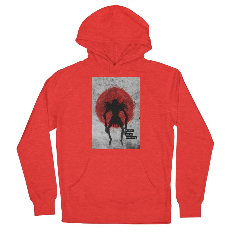 Humans Men's Pullover Hoody by quadrin's Artist Shop