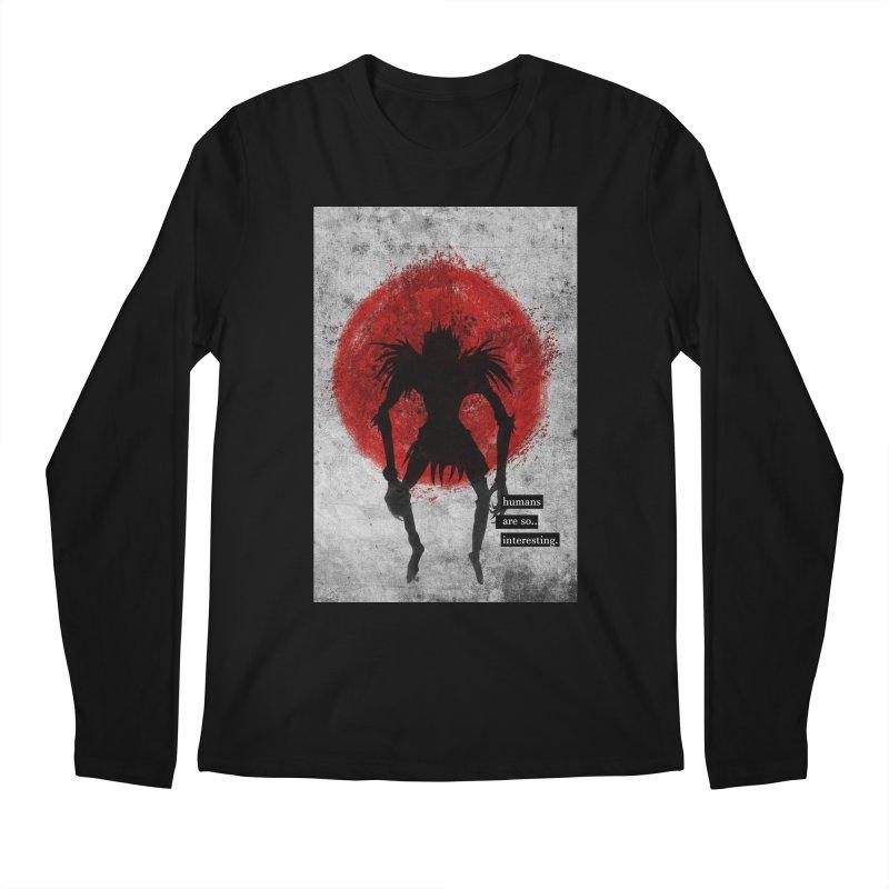 Humans Men's Longsleeve T-Shirt by quadrin's Artist Shop